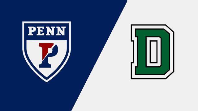 Pennsylvania vs. Dartmouth (W Basketball)