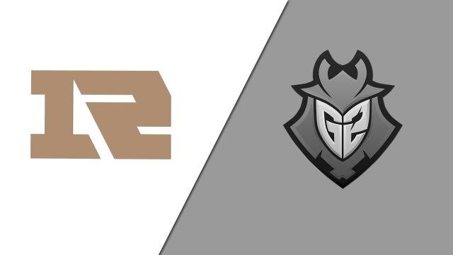 10/20 Royal Never Give Up vs. G2 Esports