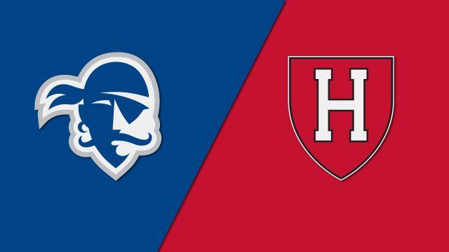 Seton Hall vs. Harvard (Court 4) (NCAA Tennis)