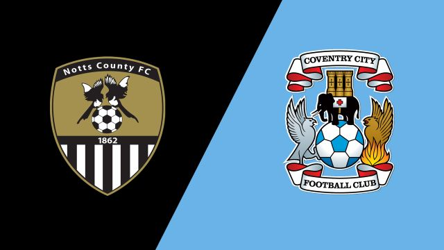 Notts County vs. Coventry City (Semifinals, Second Leg) (English League Two Playoff)