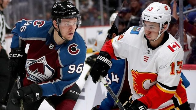 Colorado Avalanche vs. Calgary Flames