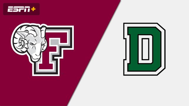 Fordham vs. Dartmouth (W Volleyball)