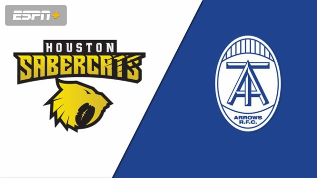 Houston SaberCats vs. Toronto Arrows