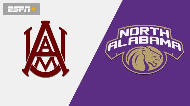 Alabama A&M vs. North Alabama (Football)