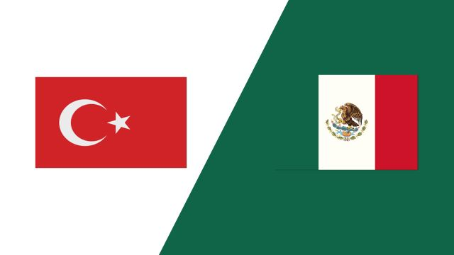 Turkey vs. Mexico (2018 FIL World Lacrosse Championships)