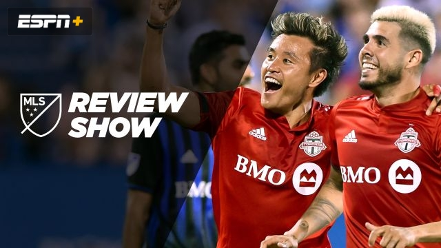 Mon, 7/15 - MLS Review: Toronto takes 401 Derby