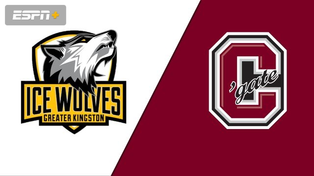 Kingston vs. Colgate (W Hockey)
