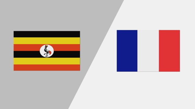 Uganda vs. France (2018 FIL World Lacrosse Championships)