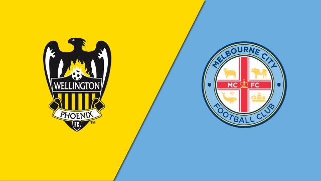 Wellington Phoenix vs. Melbourne City FC (A-League)