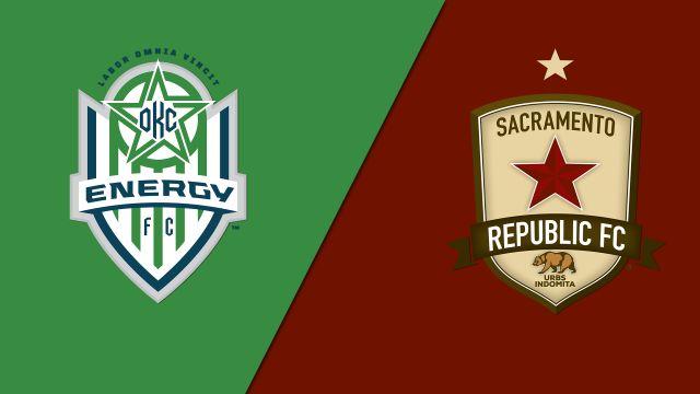 OKC Energy FC vs. Sacramento Republic FC