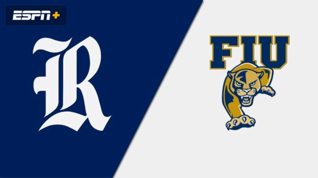 Rice vs. Florida International (First Round, Game 2)