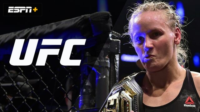UFC Fight Night Post Show: Shevchenko vs. Carmouche 2