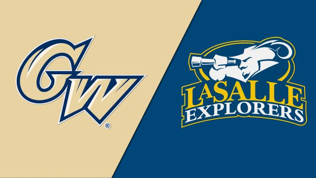 George Washington vs. La Salle (W Volleyball)