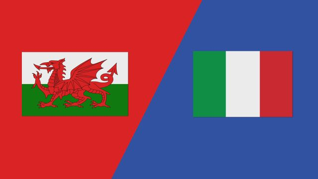 Wales vs. Italy (2018 FIL World Lacrosse Championships)
