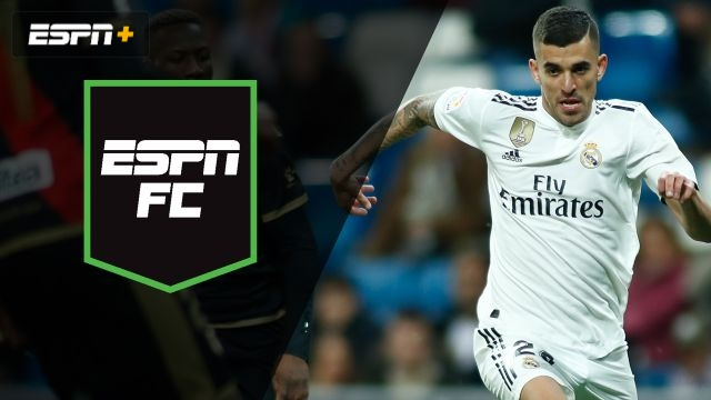 Tue, 7/23 - ESPN FC: Ceballos headed to Arsenal?