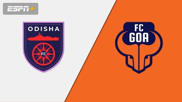 Odisha FC vs. FC Goa