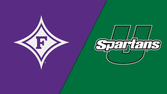 #25 Furman vs. USC Upstate (M Basketball)