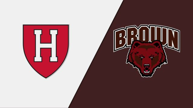 Harvard vs. Brown (W Hockey)
