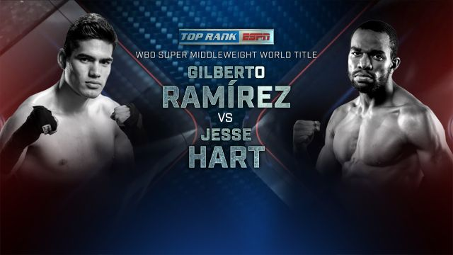 Gilberto Ramirez vs. Jesse Hart Replay