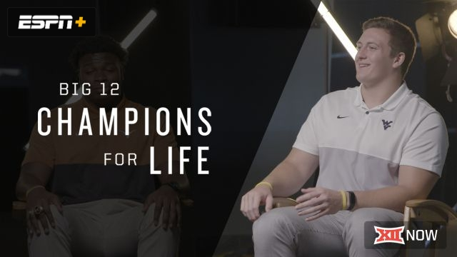 Big 12 Champions for Life - Beyond the Athlete (Ep. 3)