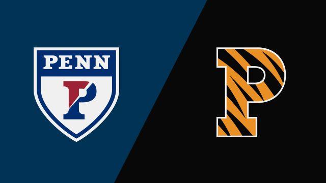 #10 Pennsylvania vs. #18 Princeton (W Lacrosse)