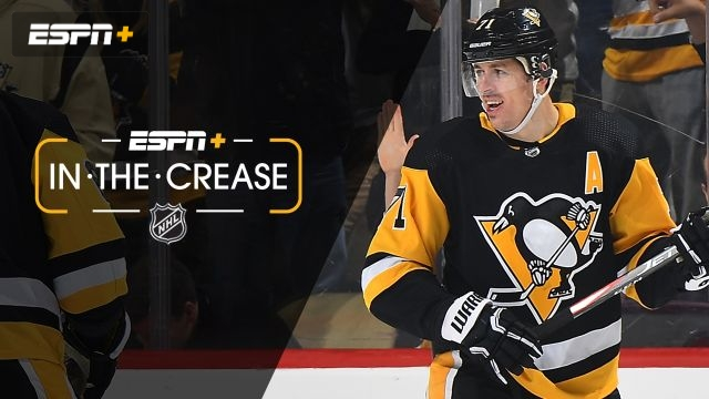 Tue, 12/31 - In the Crease: Malkin puts Pens on his back