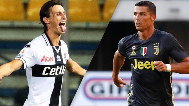 Parma vs. Juventus (Serie A)
