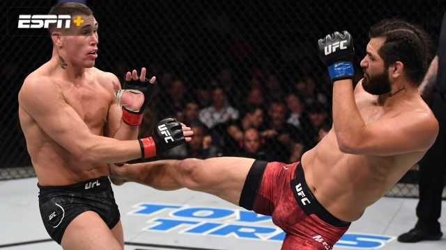 Darren Till vs. Jorge Masvidal (UFC Fight Night: Till vs. Masvidal)