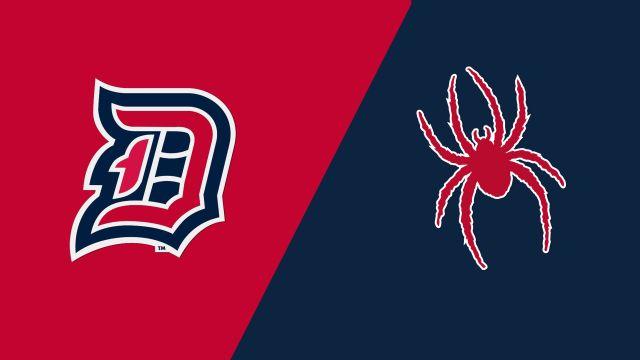 Duquesne vs. Richmond (M Basketball)