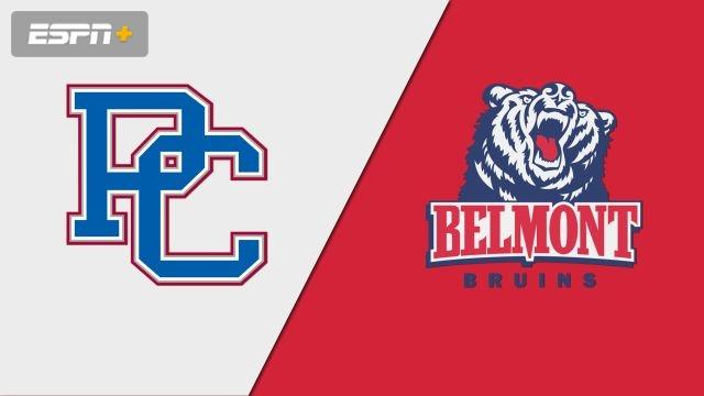 Presbyterian vs. Belmont (M Soccer)
