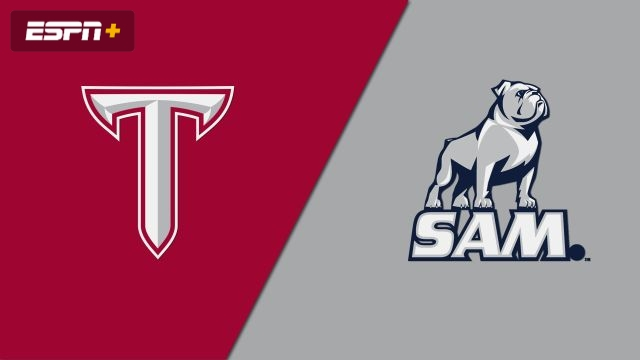 Troy vs. Samford (W Basketball)