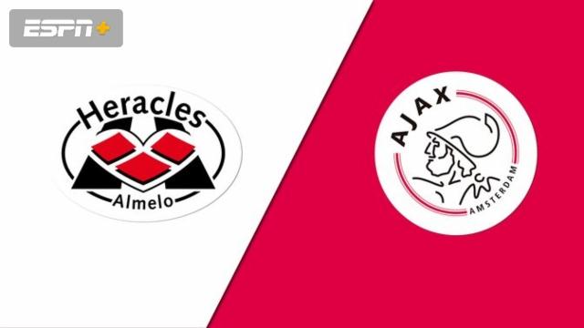 Heracles Almelo vs. Ajax (Eredivisie)