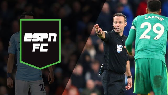 Tue, 3/19 - ESPN FC: Ask the ref extravaganza