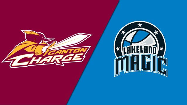 Canton Charge vs. Lakeland Magic