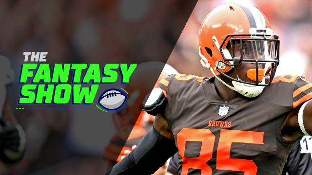 Thu, 10/18 – The Fantasy Show: Berry loves the Browns