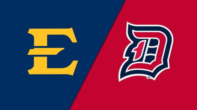 East Tennessee State vs. Duquesne (W Basketball)