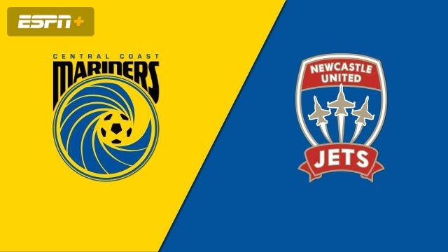 Central Coast Mariners vs. Newcastle Jets (A-League)