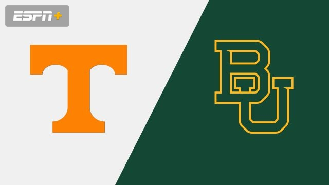 Tennessee vs. #5 Baylor (W Volleyball)