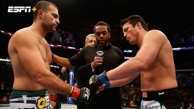 UFC Fight Night: Shogun v Sonnen (Prelims)