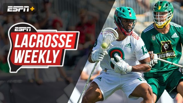 Tue, 9/24 - Lacrosse Weekly: Battle for PLL crown