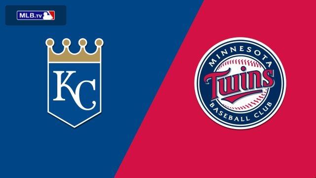 Kansas City Royals vs. Minnesota Twins