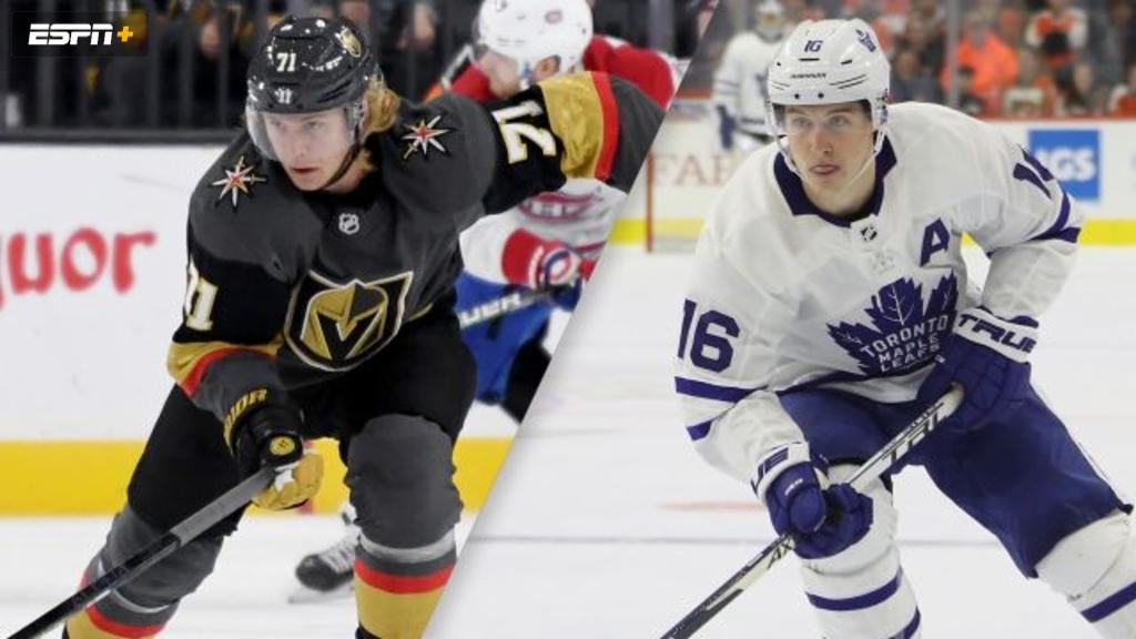 Vegas Golden Knights vs. Toronto Maple Leafs