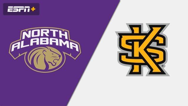 North Alabama vs. Kennesaw State (M Basketball)