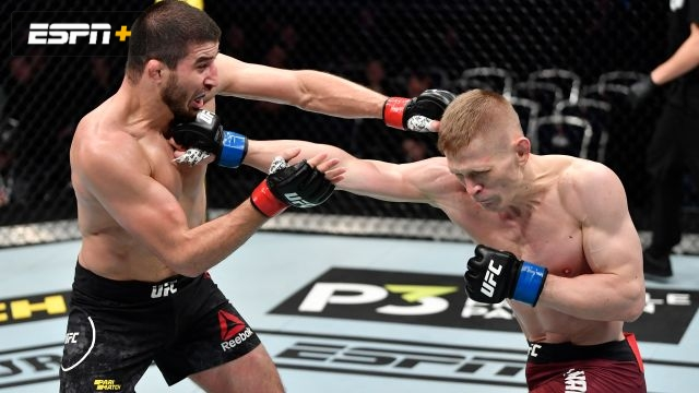 Rustam Khabilov vs. Sergey Khandozhko (UFC Fight Night: Zabit vs. Kattar)