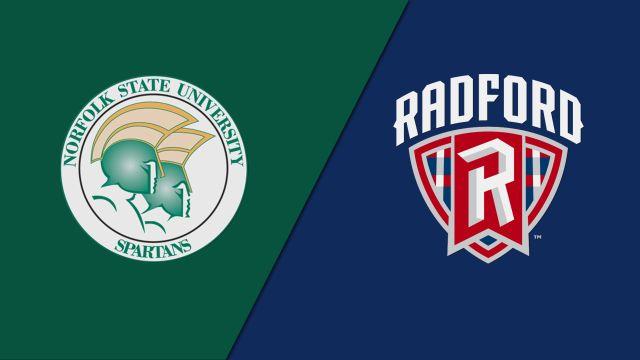Norfolk State vs. Radford (Softball)