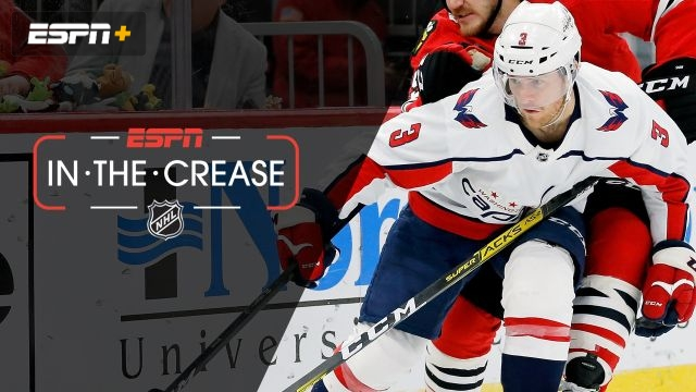Mon, 10/21 - In the Crease: Capitals face Blackhawks