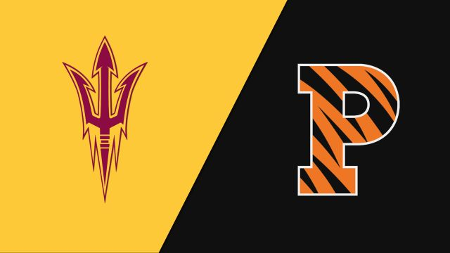 #15 Arizona State vs. Princeton (M Hockey)