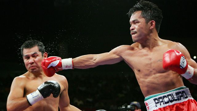Pacquiao vs Barrera