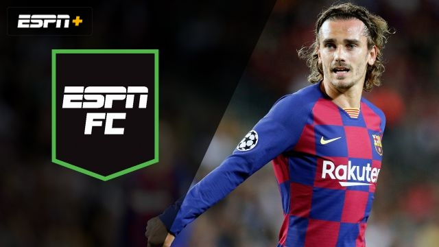 Thu, 10/3 - ESPN FC: Where does Griezmann fit?
