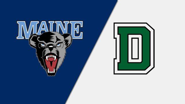 Maine vs. Dartmouth (M Basketball)